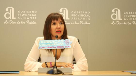 """La Diputació d'Alacant reconeix l'esperit solidari de les persones i entitats de la província a través dels """"I Premis de Voluntariat"""""""