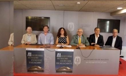 La III edición del Festival de Teatro Clásico de Alicante presenta su propuesta más internacional
