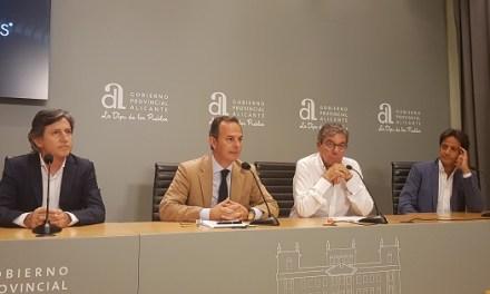 """El ADDA acoge hoy viernes el estreno de """"La catedral de las 6 cuerdas"""", documental elaborado por la Diputación de Alicante sobre la guitarra"""