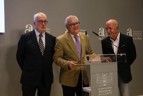 La Diputació d'Alacant i la Fundació Caja Mediterráneo ofereixen el millor teatre no professional de la província