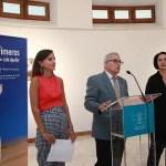 La cuarta edición de Alicante Fashion Week arranca con una exposición inédita de Lola Aguilar en la Diputación Provincial