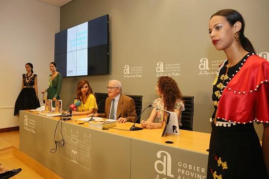 La Diputació presenta Alacant Fashion Week 2018 que enguany incrementa les activitats socials i culturals