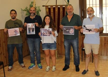 Ganadores del Concurso de Fotografía Festera 'Vicente Ródenas Alberola' de El Campello