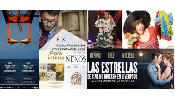 Vuelve la programación cultural a L'Escorxador y a los barrios y pedanías de Elche