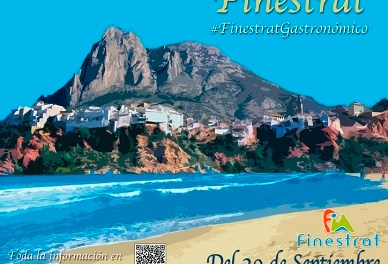 """Finestrat celebra les seues Jornades Gastronòmiques """"Terra i Mar"""" del 29 de setembre al 7 d'octubre"""