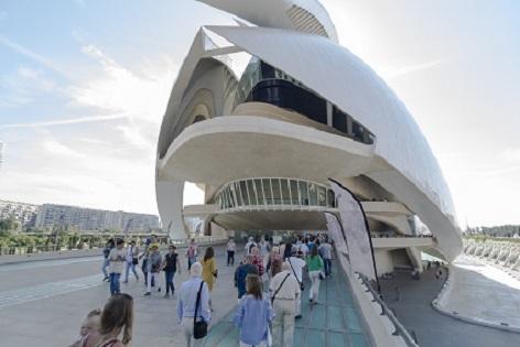 Les Arts, en Valencia, celebra el domingo 23 de septiembre su XI Jornada de Puertas Abiertas