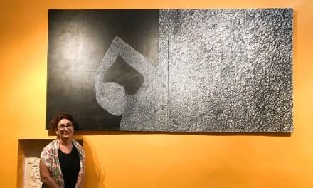 """""""Gestacions"""", el reflex íntim i reflexiu d'una dona, mare i artista, arriba al Museu del Mar de Santa Pola"""