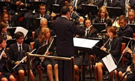 El Teatre Chapí de Villena obri el programa d'actes de les Festes de Moros i Cristians amb el tradicional Concert Extraordinari del 4 de setembre