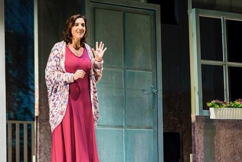Llum Barrera ens explica la llista dels seus desitjos  aquest dissabte en el Teatre Principal