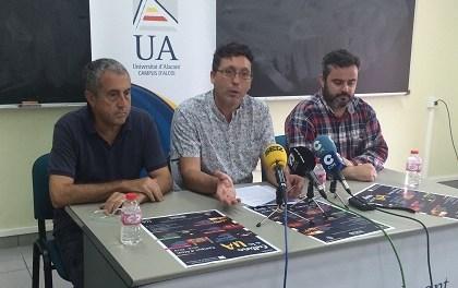La Universitat d'Alacant posa en marxa la primera programació cultural al Campus d'Alcoi