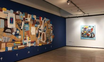 L'exposició «Residual» obri les portes al Museu de la Universitat d'Alacant