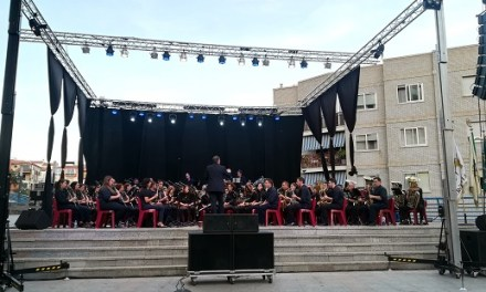 Tres marxes mores a estrena en el tradicional concert de música festera