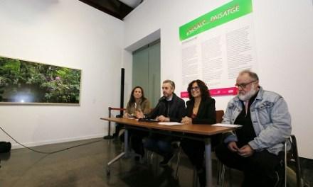 Inaugurada la Exposición #365ALC_Paisatge en La Sala de exposiciones de la Lonja