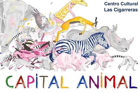 """La Exposición """"Alicante Capital Animal"""" se inaugura como una crítica a nuestro sistema antropocentrista y carnista"""