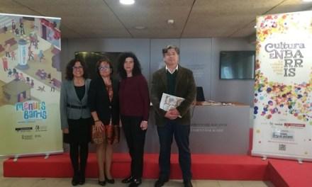Alicante Cultura presenta la V edición de Cultura en barrios