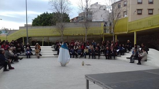 Igualtat d'Alacant programa per al 22 de novembre en Les Cigarreras un Itinerari Teatralizat de Dones Il·lustres