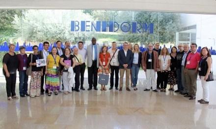 Benidorm acull l'inici de el 'III Festival Internacional de Poesia Benidorm & Costa Blanca'