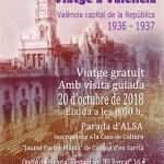 Viaje gratuito por la Valencia de la República desde Callosa d'en Sarrià