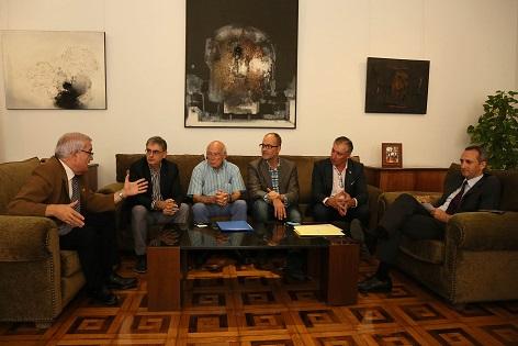 775 aniversario del Tratado de Almirra