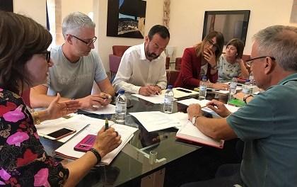 El alcalde de Elche ultima con Cultura la organización del Congreso de Patrimonio Histórico y las gestiones para el regreso temporal de la Dama