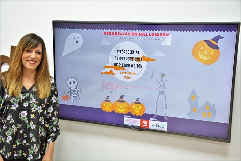 El Centre Cívic d'Elda es convertirà en un passatge del terror durant la nit d'Halloween