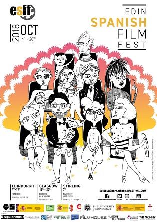 El Festival de Cine de Alicante se promocionará en el ESFF, Edinburgh Spanish Film Festival