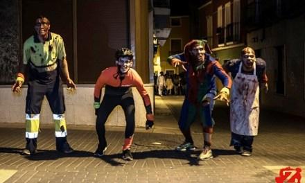 Els carrers del casc històric de Finestrat seran escenari d'un terrorífic atac de morts vivents el pròxim 20 d'octubre