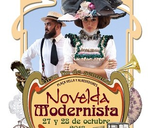 La segunda edición de Novelda Modernista permitirá conocer la Casa Mira