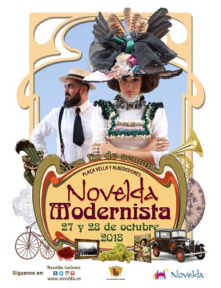 La segona edició de Novelda Modernista permetrà conèixer la Casa Mira