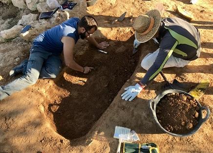 Las excavaciones en el yacimiento La Picola permiten conocer cómo era la vida del portus illicitanus