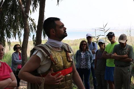 La Seu Universitària de Torrevieja  i la Regidoria de Turisme organitzen una visita teatralitzada per les Llacunes de la Mata i Torrevella