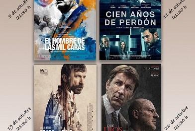 La Universitat d'Alacant programa un cicle de cine sobre el thriller espanyol contemporani a Sax