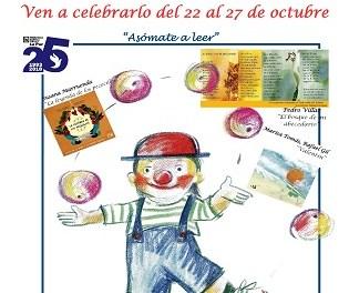 La Biblioteca La Paz de Villena compleix 25 anys: jove i valent