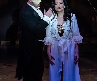 """Más de 90 artistas darán vida a """"El Fantasma de la Ópera"""" en el Auditori Teulada Moraira en octubre"""
