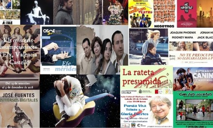 Els artistes il·licitans Diana Palazón i Fraskito tornen a Elx en concert