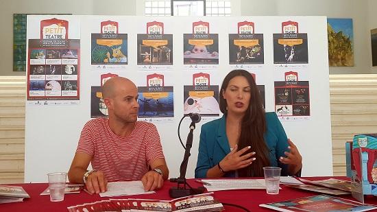 PETIT TEATRE, el Festival de Teatre per a la Infància de Sant Joan d'Alacant, presenta la seua 3ª edició