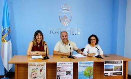 La X Edició de la Setmana de la Ciència a Torrevieja retrà homenatge a les Dones Científiques