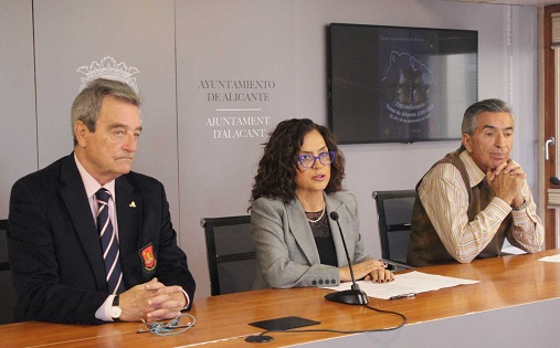 L'Ajuntament d'Alacant presenta el programa d'actes per a commemorar el 770 aniversari de la Presa del Castell de Santa Bàrbara