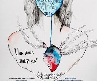 El Certamen Internacional de Bandas de Música dedica su 45 edición a 'una dona del poble', Carmelina Sánchez Cutillas