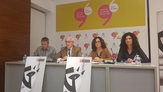 La Mostra de Teatre Español premia enguany la trajectòria de la Mostra de Teatre d'Alcoi