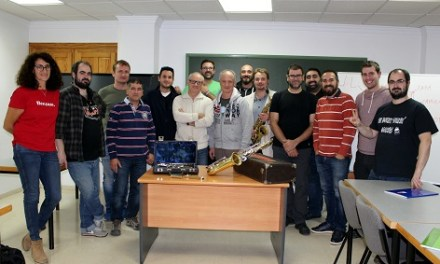 Callosa d'en Sarrià acoge el primer seminario nacional de técnicos y reparadores de instrumentos