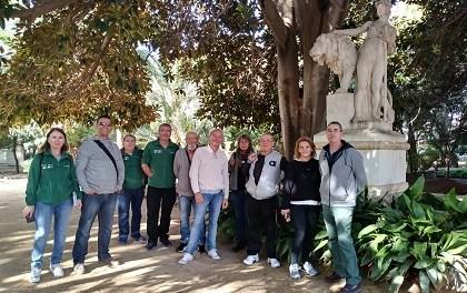 Visita guiada als Jardins a Vila Marco de El Campello