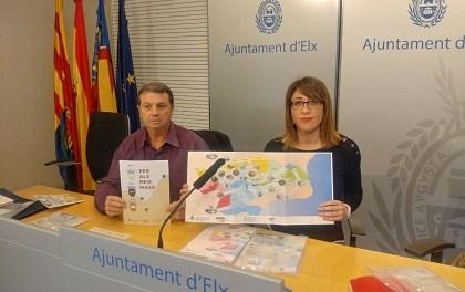 Promoció Llingüística de Elche reparte 15.000 cartas para los Reyes Magos y elabora un juego educativo para poner en valor el uso del valenciano