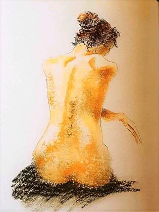 """Llega a Finestrat la exposición """"Pasión: caballos y formas humanas"""" de la artista holandesa monique Neyzen"""