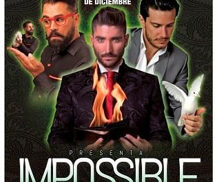 """La concejalía de juventud de Finestrat organiza el espectáculo de Magia """"Impossible"""" para el domingo 30 de diciembre"""