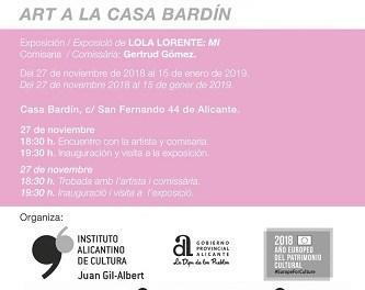 Il·lustracions, vinyetes de còmic i escultures de drap conformen la nova proposta expositiva de la Casa Bardín