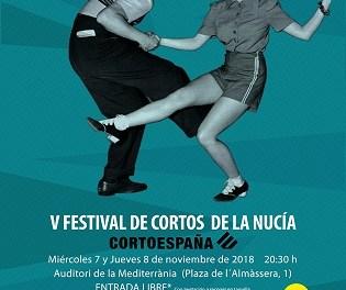 V Festival de Cortos de La Nucía – CortoEspaña 2018