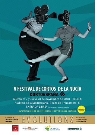 V Festival de Curts de La Nucia – CortoEspaña 2018