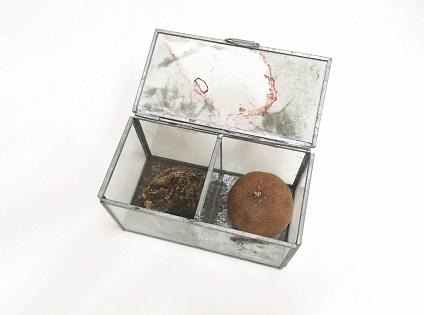 """Laura Notario y su exposición """"El pan nuestro de cada día"""""""