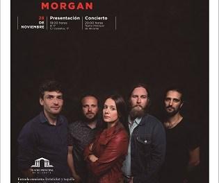 """Morgan posa el fermall final al cicle """"Momentos Alhambra en en el Escenario"""" en el Teatre Principal d'Alacant"""